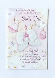 Congratulations On Your New Baby Card