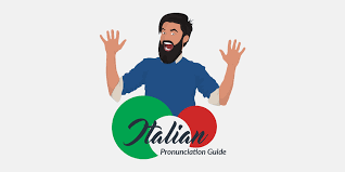 Refers to person, place, thing, quality, etc. Easy Italian Pronunciation Guide How To Sound Italian For Beginners