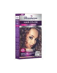 Dreamron Hair Color Chart Elegance Hair Color Pack