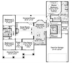 house plans with bonus room. Plain Plans Floor Plan First Story Of Craftsman 1411115 Throughout House Plans With Bonus Room