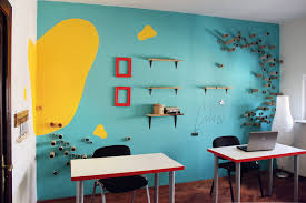 wall decor office. Cool Office Decorations Home Furniture And Design Ideas Fun Decor Unique . Funky Color Wall M