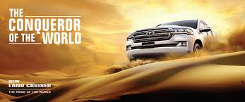 Toyota India Official Toyota Land Cruiser Site Land