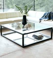 square coffee tables for alluring glass table stunning cocktail uk all