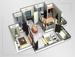 3d home design plan modern home minimalist minimalist home design