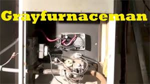 Pilot Light Payne Furnace How To Relight The Pilot On The Gas Furnace