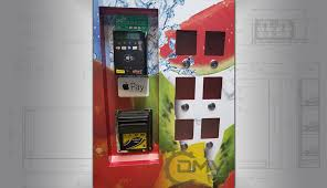 Smoothie Vending Machine Simple Smoothie Vending Machine Custom Vending Machine Design And