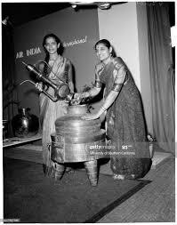 California trade fair, April 1 1959. Sardj Parekh ;Karla Sims ;Ned... News  Photo - Getty Images