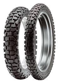 Dunlop D605 50 50 Dual Sport Tires Announced Adventure