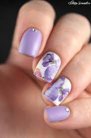 30 Light Color Spring Nail Art Designs For 2017 | EntertainmentMesh
