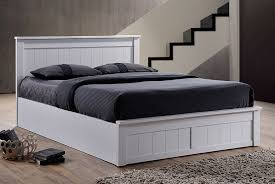 attractive white wooden ottoman wowcher deal 239 for a white double ottoman bed frame 269