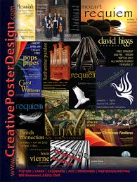 Concert Poster Design Creative Concert Poster Card Cd Design