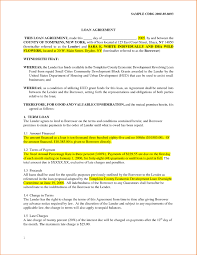Court Document Templates Collateral Loan Agreement Template Secured Loan Agreement Template