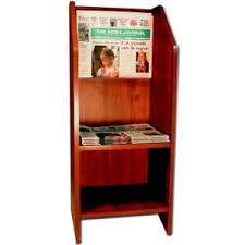 newspaper rack for office. Newspaper Stand Rack For Office Z