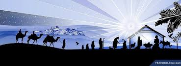 merry christmas nativity facebook cover.  Nativity Nativity Scene Shadows Throughout Merry Christmas Facebook Cover E
