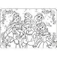 Principesse Disney Da Colorare 20 50 Eur Giochi E Amazonit