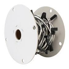 continuous double female bullet light plug wire harness rolls continuous double female bullet light plug wire harness roll