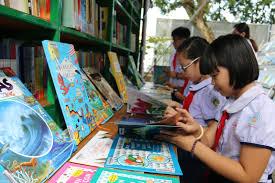 Mùa sách hè sôi động dành cho thiếu nhi - Báo Cần Thơ Online