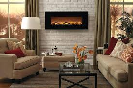 full image for wall mounted electric fireplace ideas mount decorating