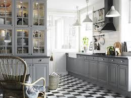 Black White Kitchen Tiles Kitchen Stunning Black And White Kitchen Tile Decor Ideas With