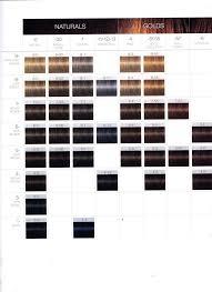 Igora Colour Chart Igora Royal Hair Color By Schwarzkopf Killerstrands Hair