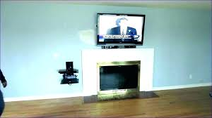 wall mount tv hide wires mounted cover cords without cutting cord hider for wire over fireplace wall mount tv hide wires in conceal cords