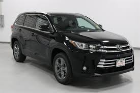 New 2018 Toyota Highlander For Sale in Amarillo, TX | #19428