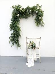 hanging greenery garland hanging plants on trend artificial flower edition afl com