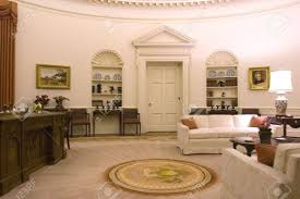 pictures of oval office. Stock Photo - White House Oval Office Pictures Of
