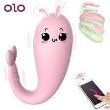 <b>OLO</b> 8 Speeds Monster Shape Vibrator APP Bluetooth Wireless ...