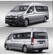 Toyota Hiace Sticker Design Toyota Hiace 2019 2019 Toyota Hiace Unveiled With Up To 17