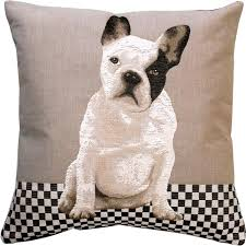 french bulldog tapestry pillow pillow d cor