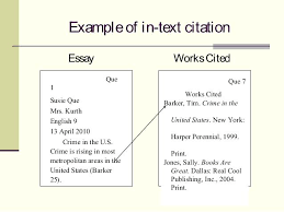 essay citation example citations essay essay sources page  essay citation example magic citations on papers for mac cite write your manuscripts text apa citation essay citation