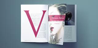 Indesign Magazine Templates Beautiful Fashion Magazine Template For Indesign Free Download
