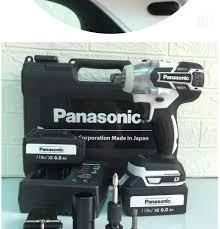 Máy siết bulong Panasonic 118V LỰC SIẾT 550Nm Kèm đầu chuyển vít đầu khẩu  mũi vít tôn máy khoan bắt vít đầu chuyển bulong 2 trong 1