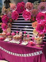 stunning kate spade bridal shower party see more party planning ideas at catchmyparty