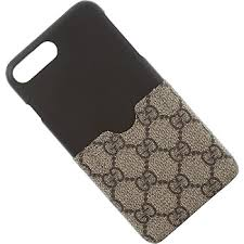 gucci 7 plus iphone case. gucci iphone cases on sale, iphone 7 plus case, beige, coated canvas, case