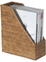 Rattan Magazine Holder Magazine Racks Practical Beautiful In Rattan And Bamboo 11
