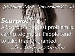 Scorpio Quotes Cool My Favorite Scorpio Quotes YouTube
