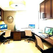 double office desk. Double Desk Home Office Desks For