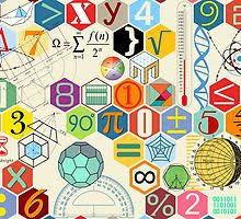 Mathematical Symbols <b>Wall</b> Art | Redbubble