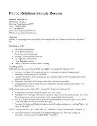 Jd Templatesublic Relationsr Officer Job Description Template