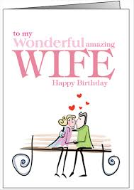 Printable Happy Birthday Cards For Wife Download Them Or Print