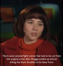 Ultra Velma Know Your Shaggy Power Interview - Meme Shaggy's