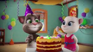 Super Birthday Cake Talking Tom Shorts Episode 44 Youtube