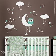 owl wall decor for baby room