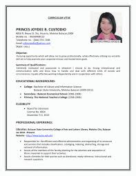 Student Cv Template For First Job First Job Resume New 2017 Format And Cv Samples P7 Okproxy Us