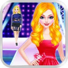 top model fashion star makeup salon games