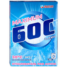 <b>Отбеливатель</b> для всех видов тканей Аист <b>Бос плюс Maximum</b> 600г