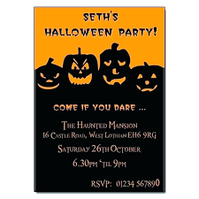 Pumpkin Invitations Template Pumpkin Invite Kickalert