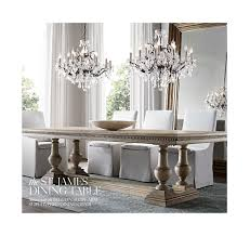 limited exclusions apply visit rhcom for details with restoration hardware look alike dining table